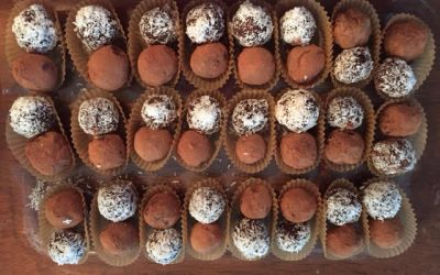 CHOCOLATE TRUFFLES FOR YOU AND YOUR VALENTINE